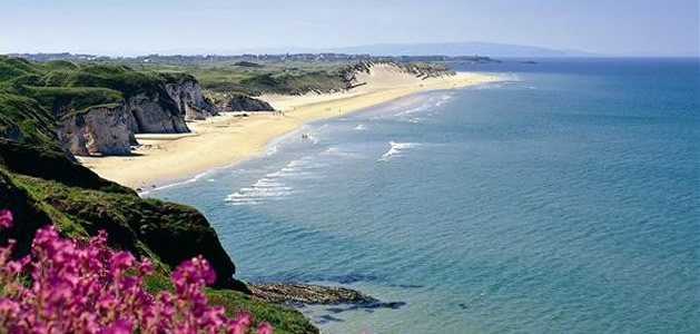 Northern Ireland Beaches